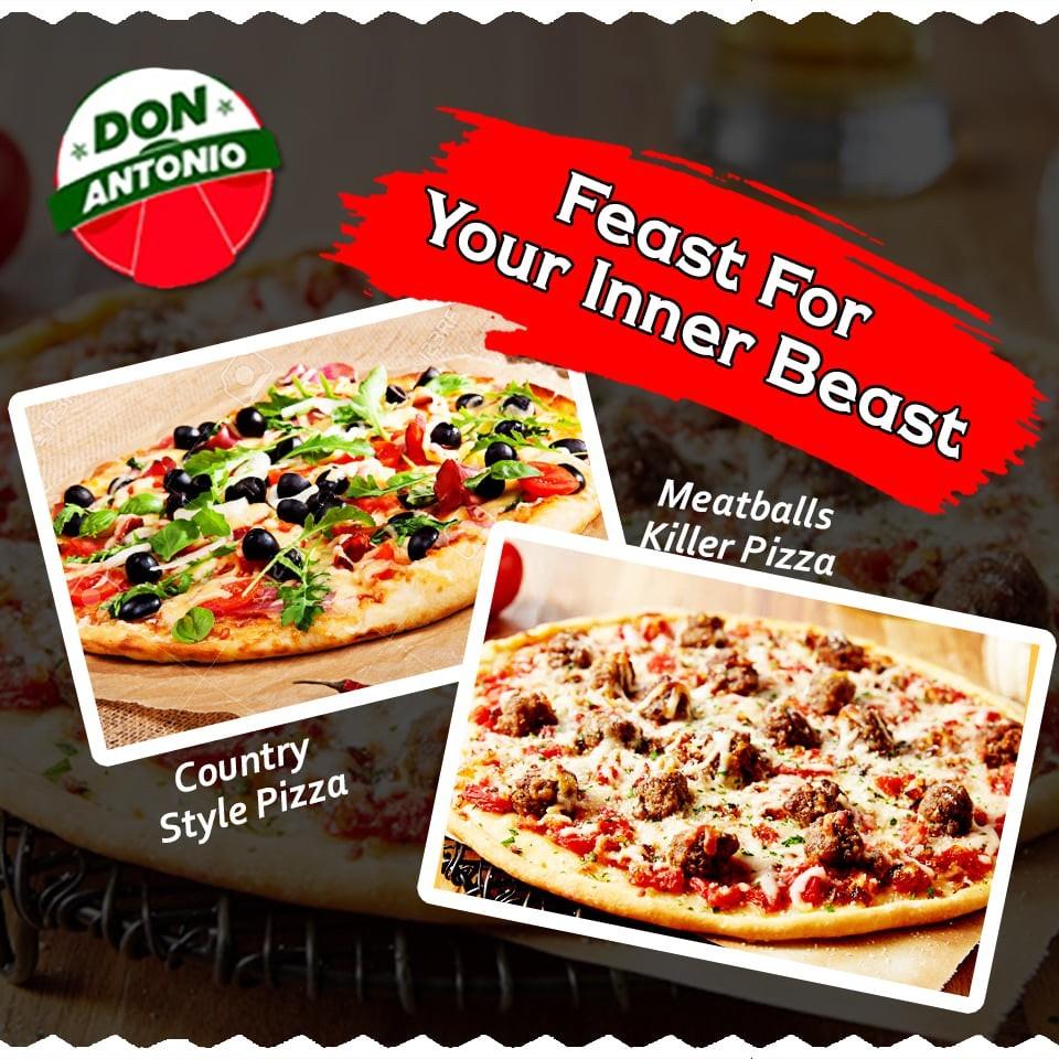 Feast for your inner beast!