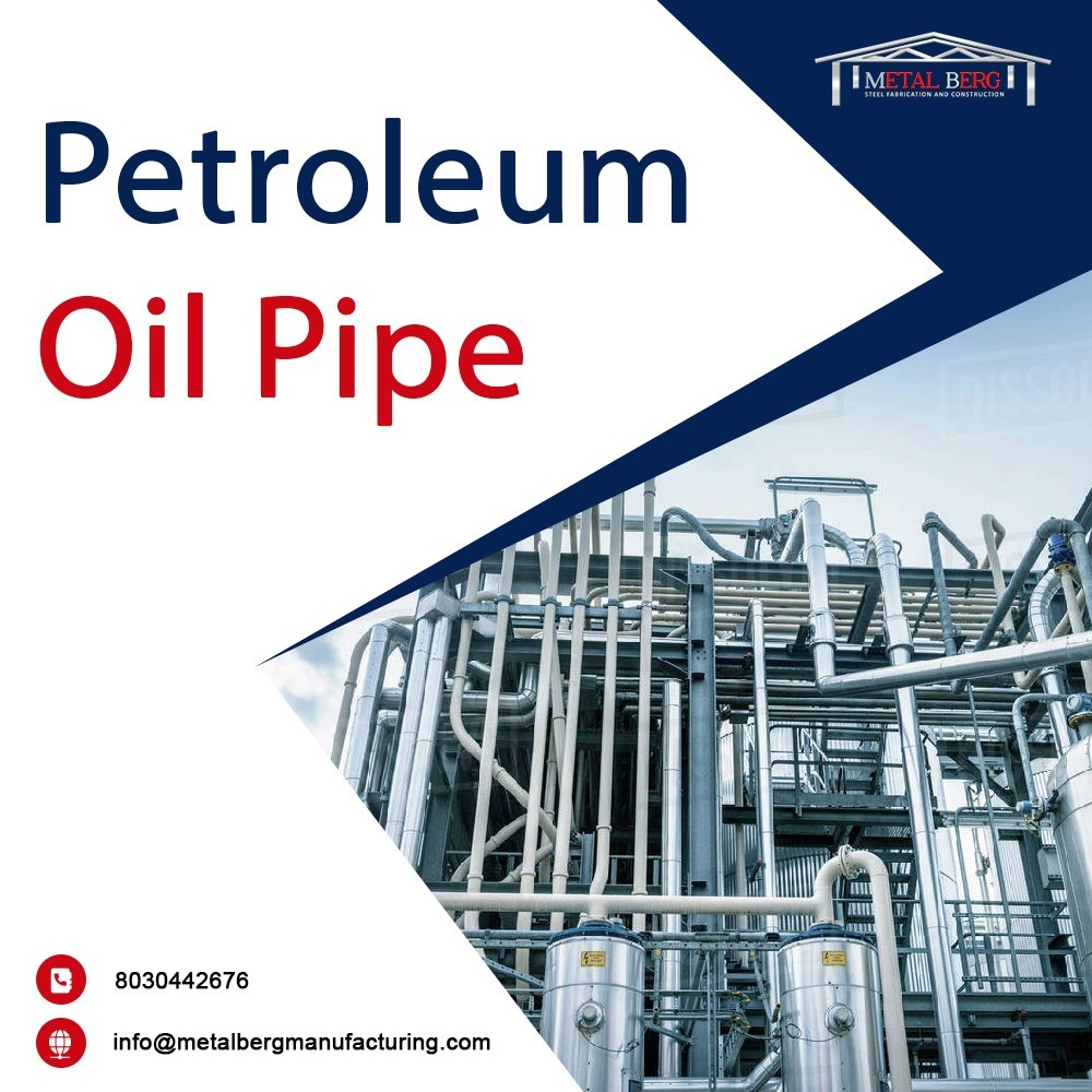 We are Provide all types of Petroleum Pipes in Nigeria