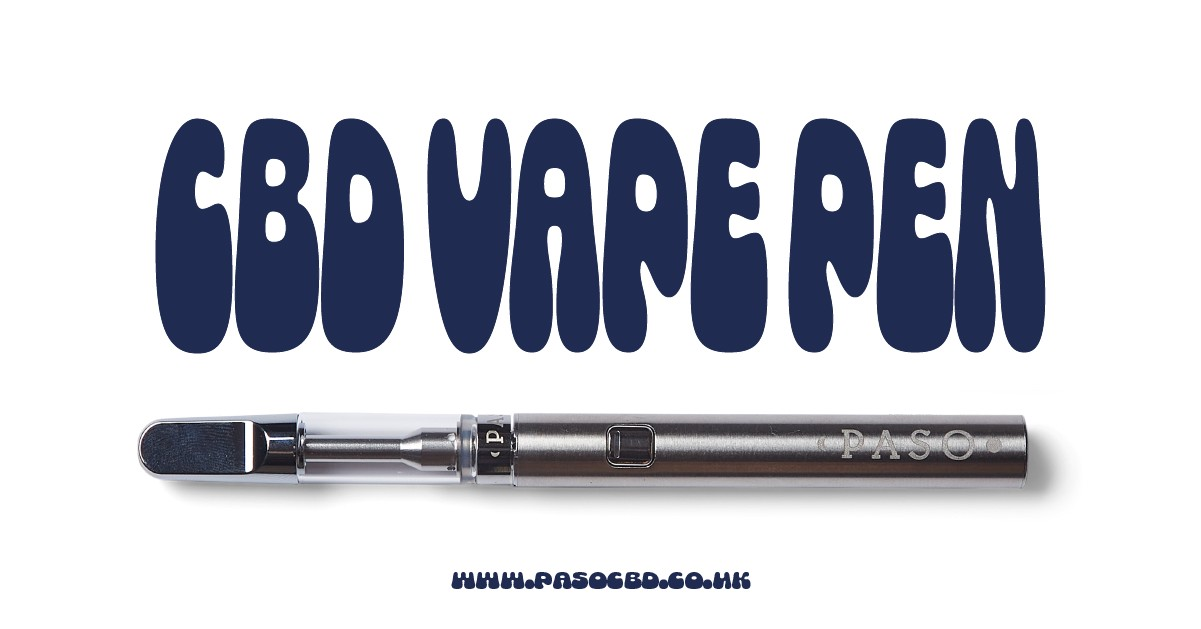 What is the best type of CBD vape pen in the UK
