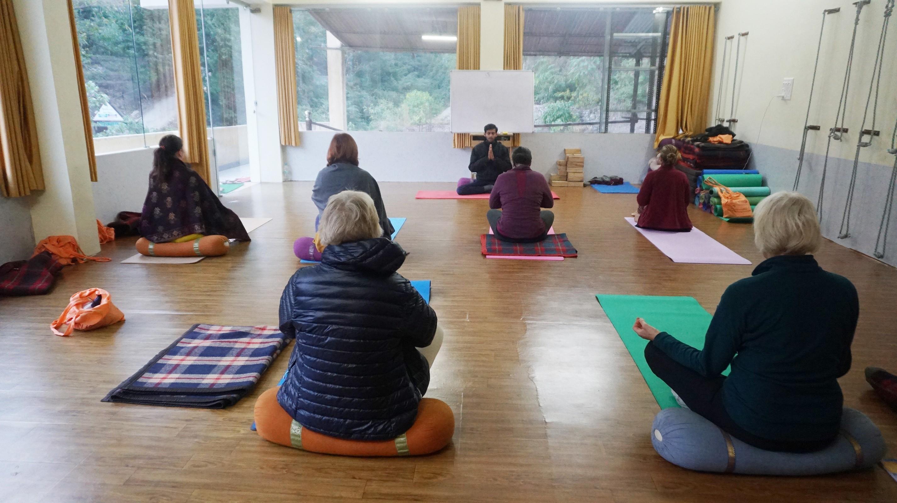 Yoga and Wellness Retreat Rishikesh