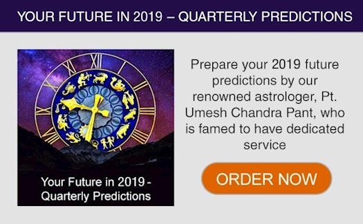 2019 Quarterly Predictions