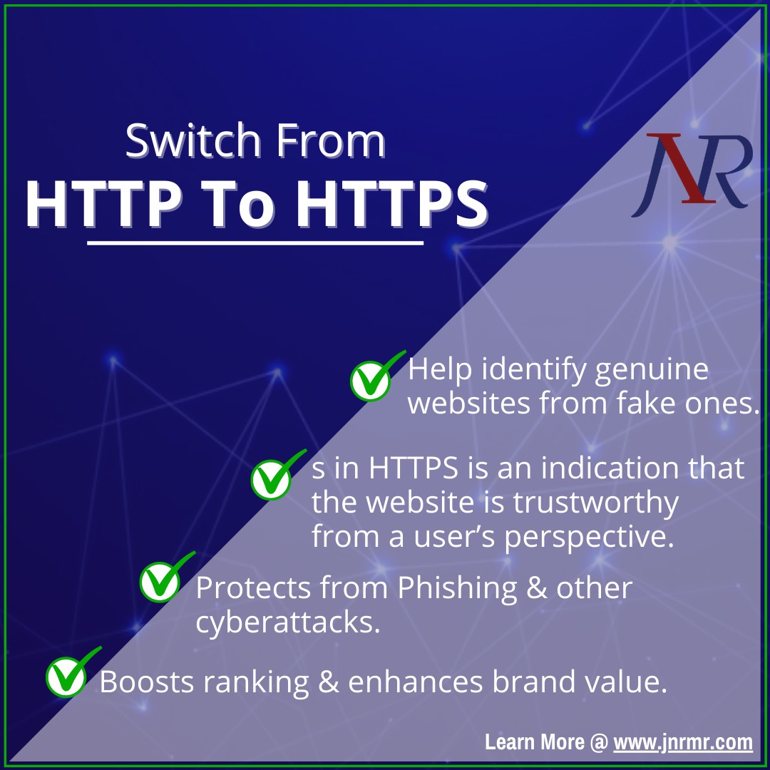 FROM HTTP TO HTTPS