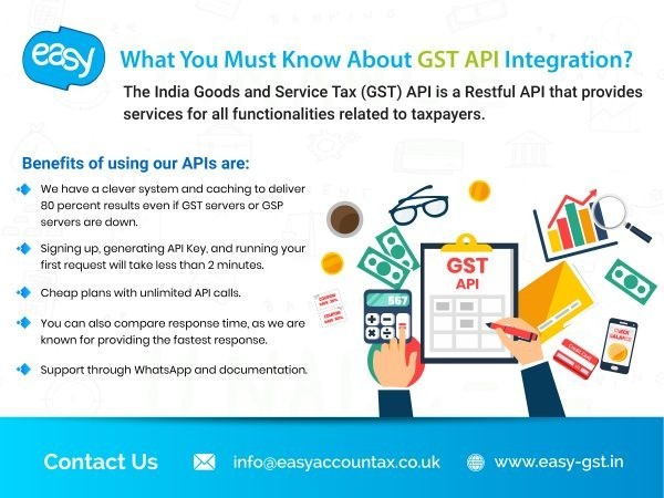 What You Must Know About GST API Integration
