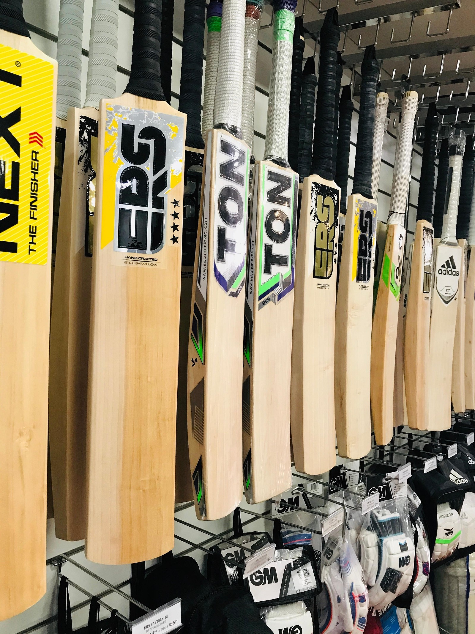 ERS Cricket Bats