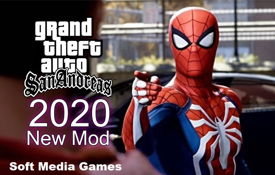 Download Spider-Man 2020 Mod For GTA San Andreas New Free Download