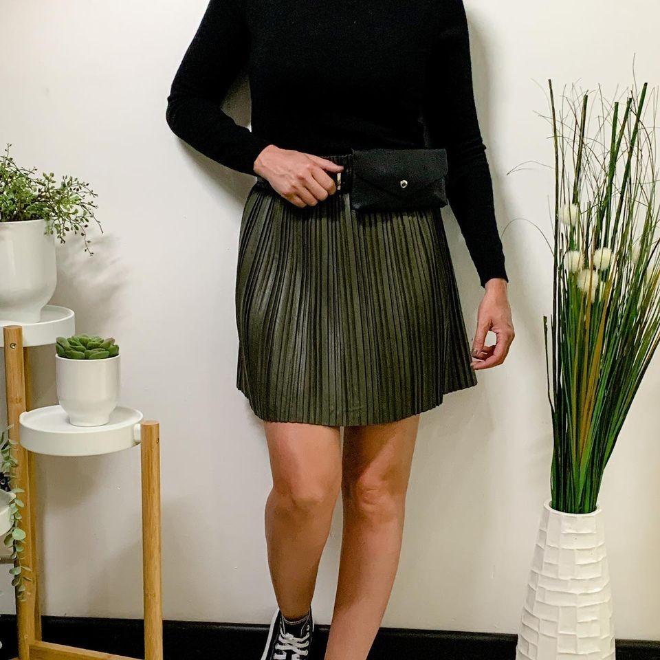 Jupes Longues Imprimées Rouille Belgique: Clothesink.com