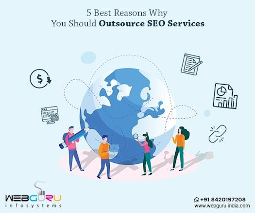 Top 5 Reasons to Outsource Your SEO Services