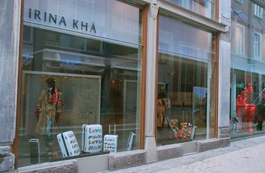 JT7 Luggage -Irina Kha Store