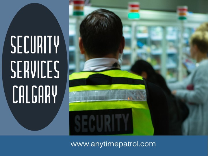 Security Services Calgary