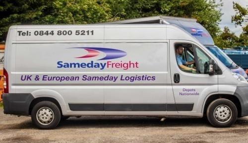 Sameday Freight Ltd (Havant)