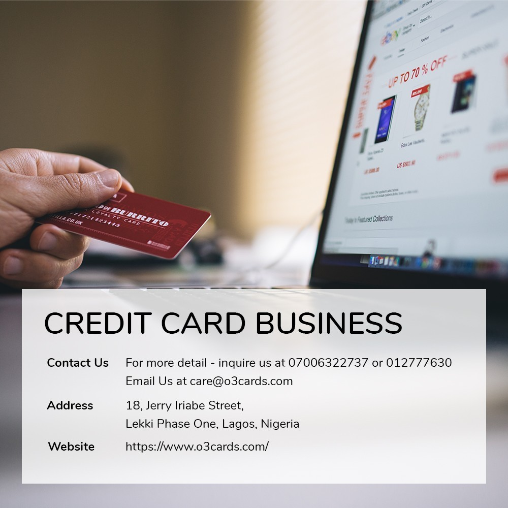 credit card business