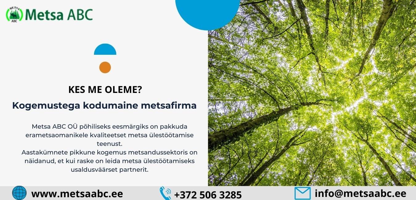 Harvendusraie | Metsa ABC
