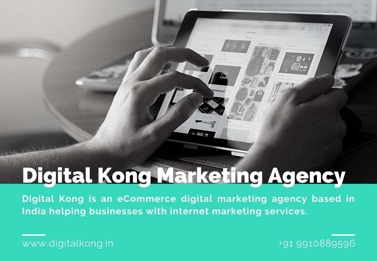 Digital Kong Marketing Agency