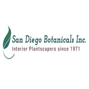 San Diego Botanicals Logo