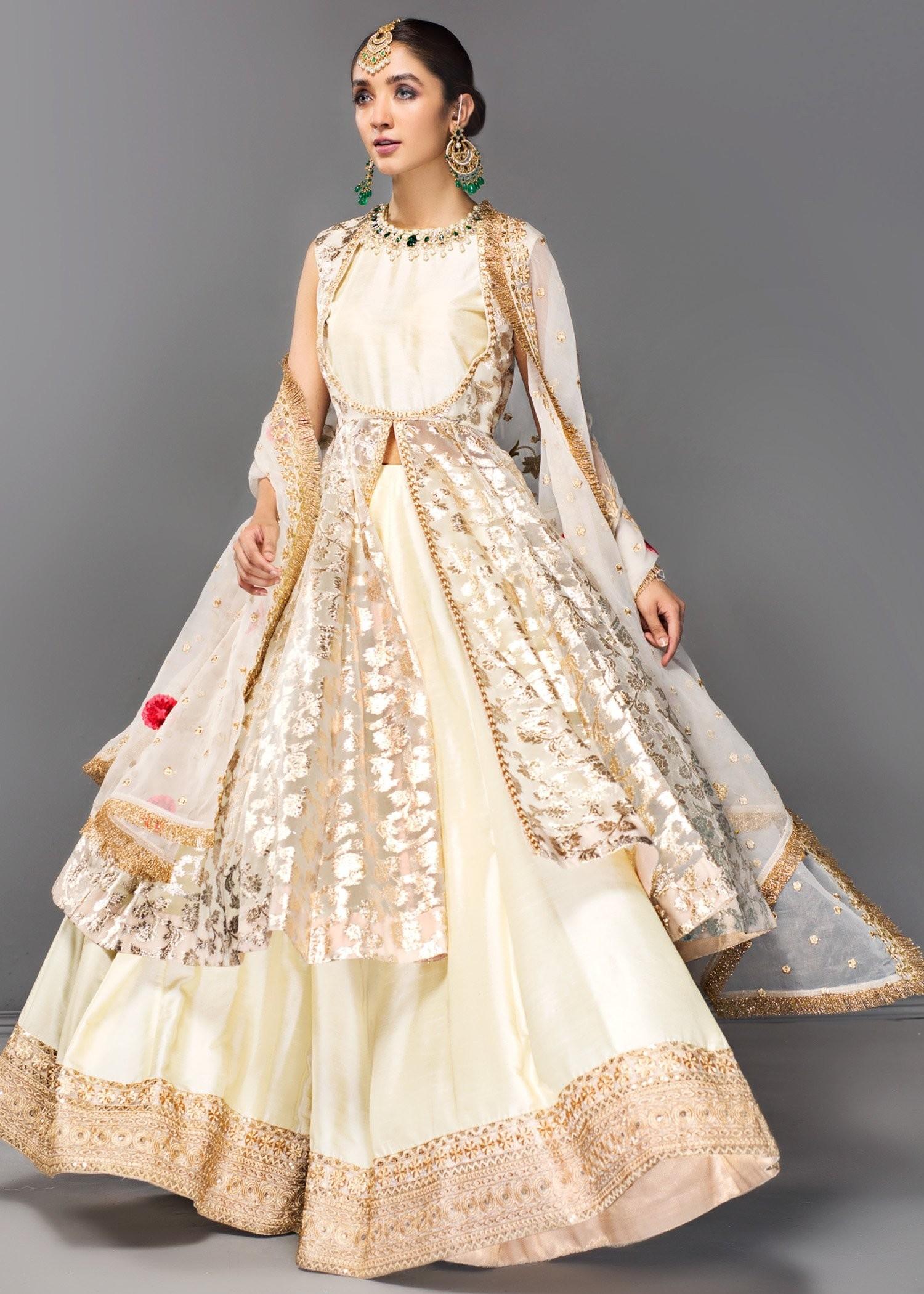 Anarkali-wedding dress