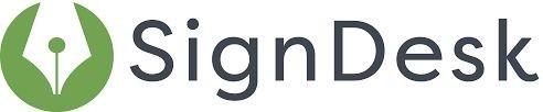 Signdesk logo
