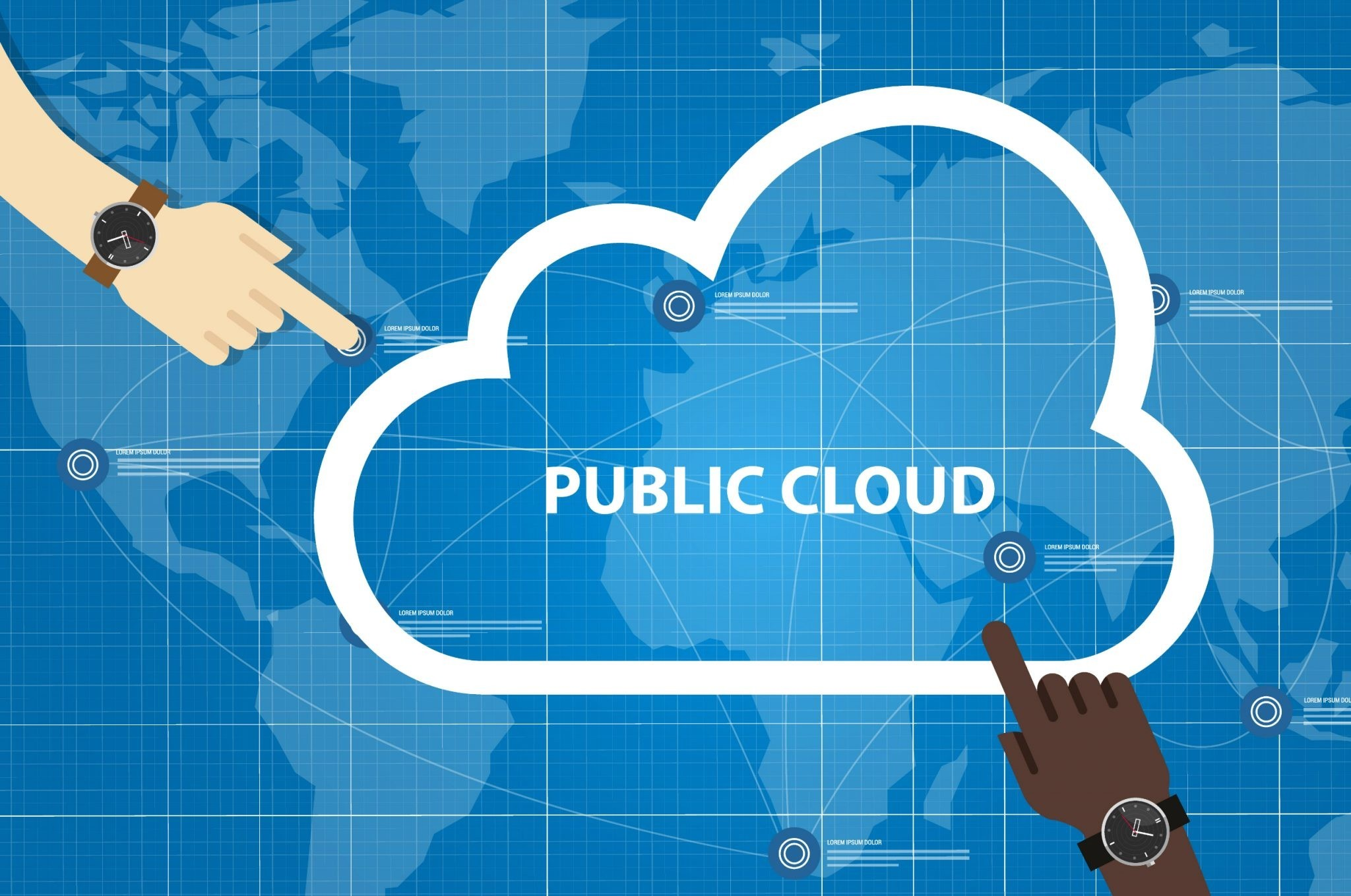 Learn more about Public Cloud