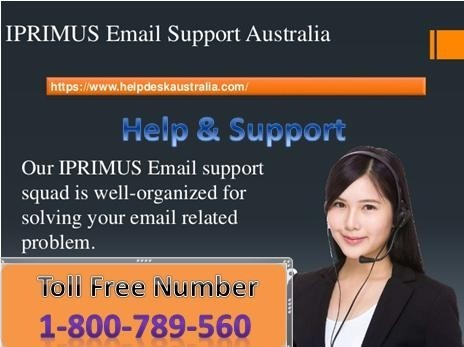 Iprimus Email Support 18OO-789-56O Australia