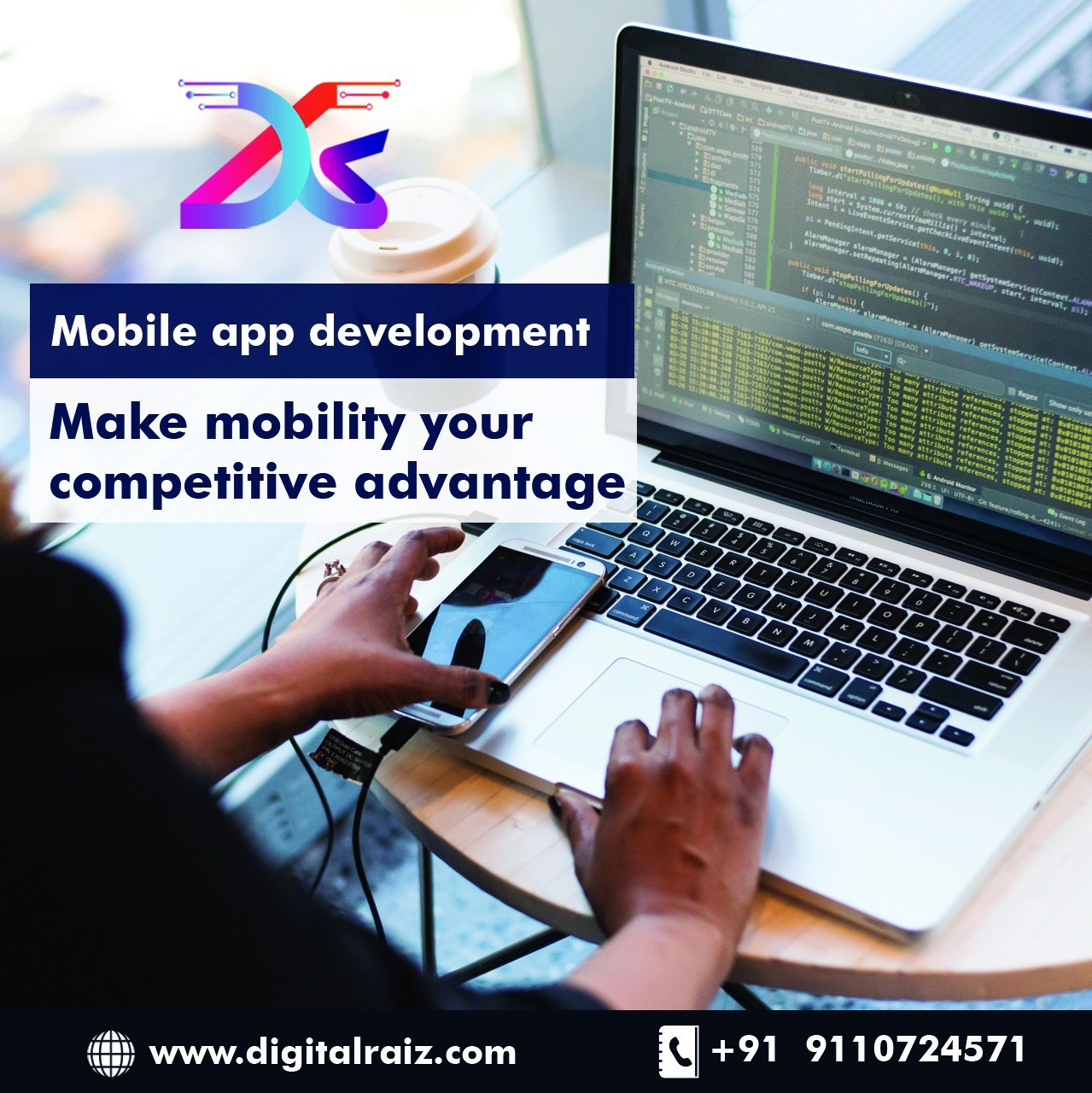 Best Web & Mobile App Development Company in Hyderabad
