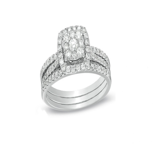 Shop for stunning luxury wedding rings online