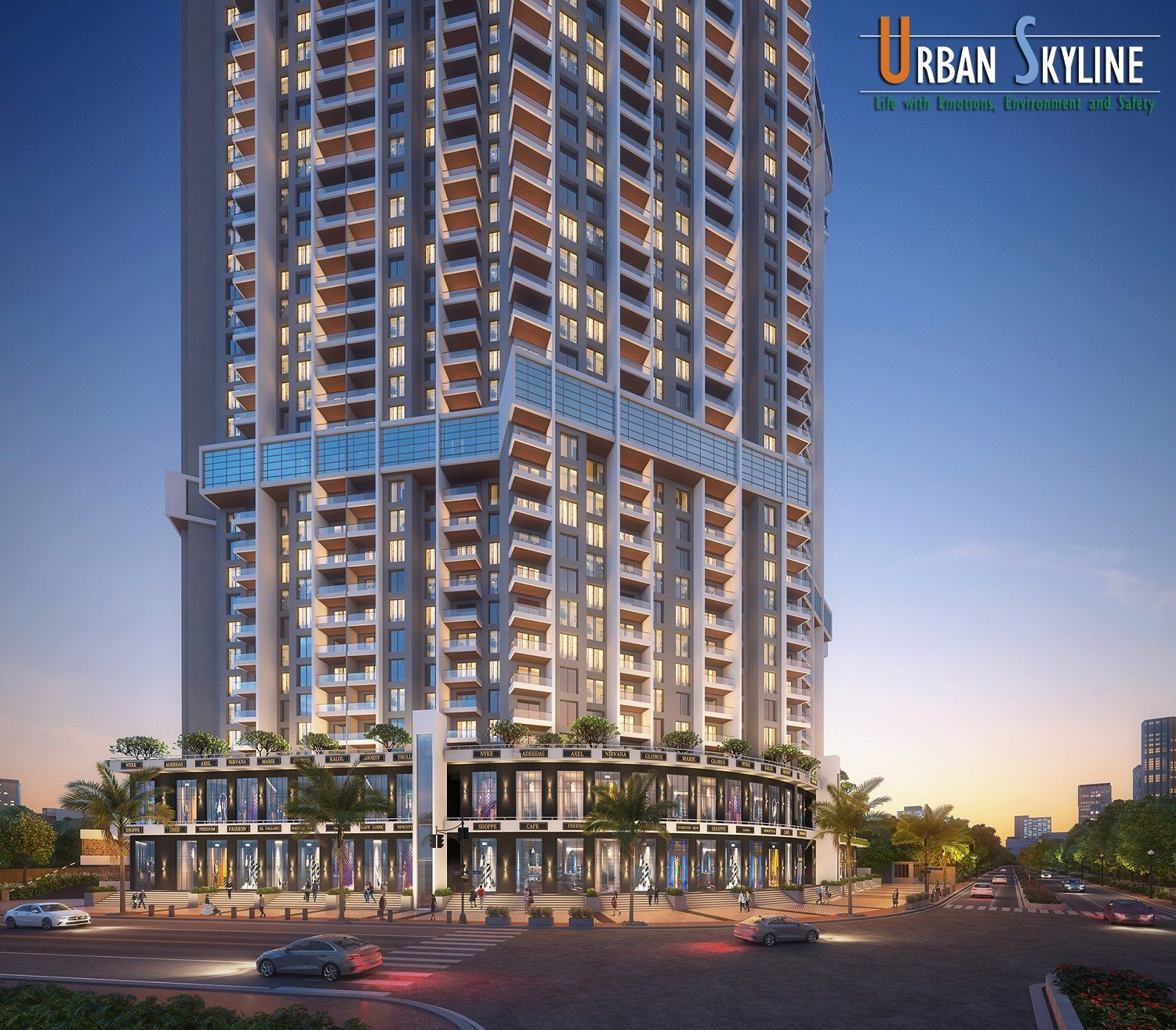 upcoming tallest building in pune