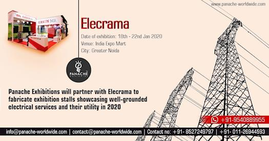 ELECRAMA 2020 - Electrical and Industrial Electronics Industry