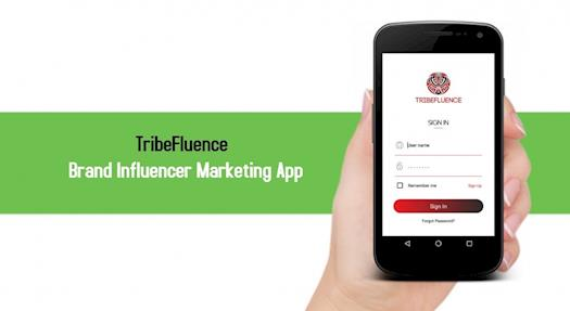Brand Influencer Marketing App - TribeFluence