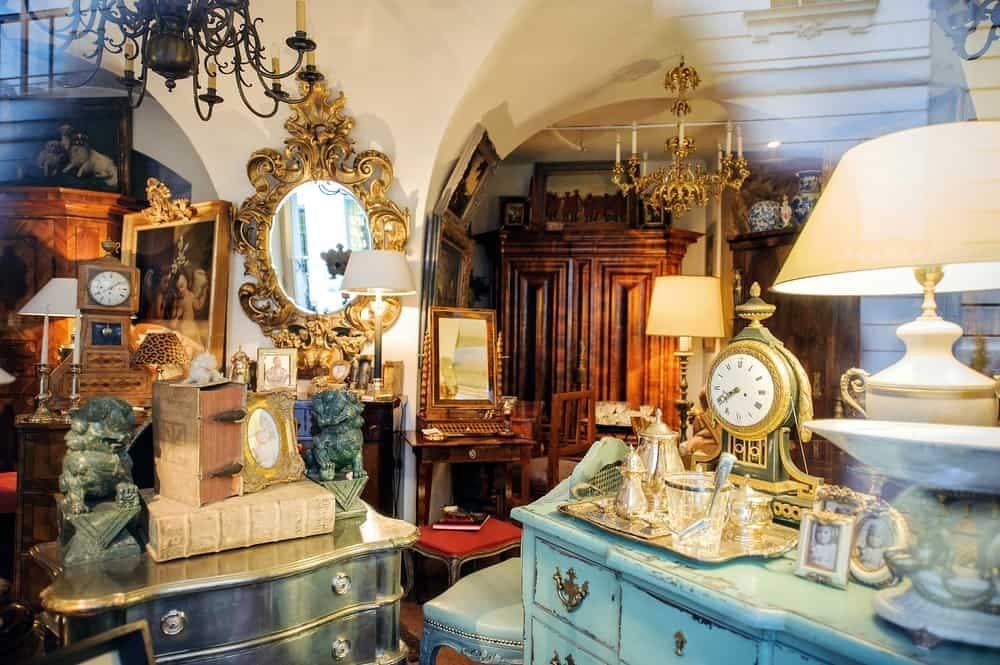 Tiendas de Antigüedades y de Colección Cerca de Canarias