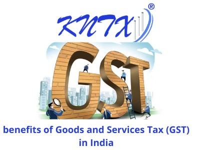 The main benefits of the tax on goods and services (GST) in India