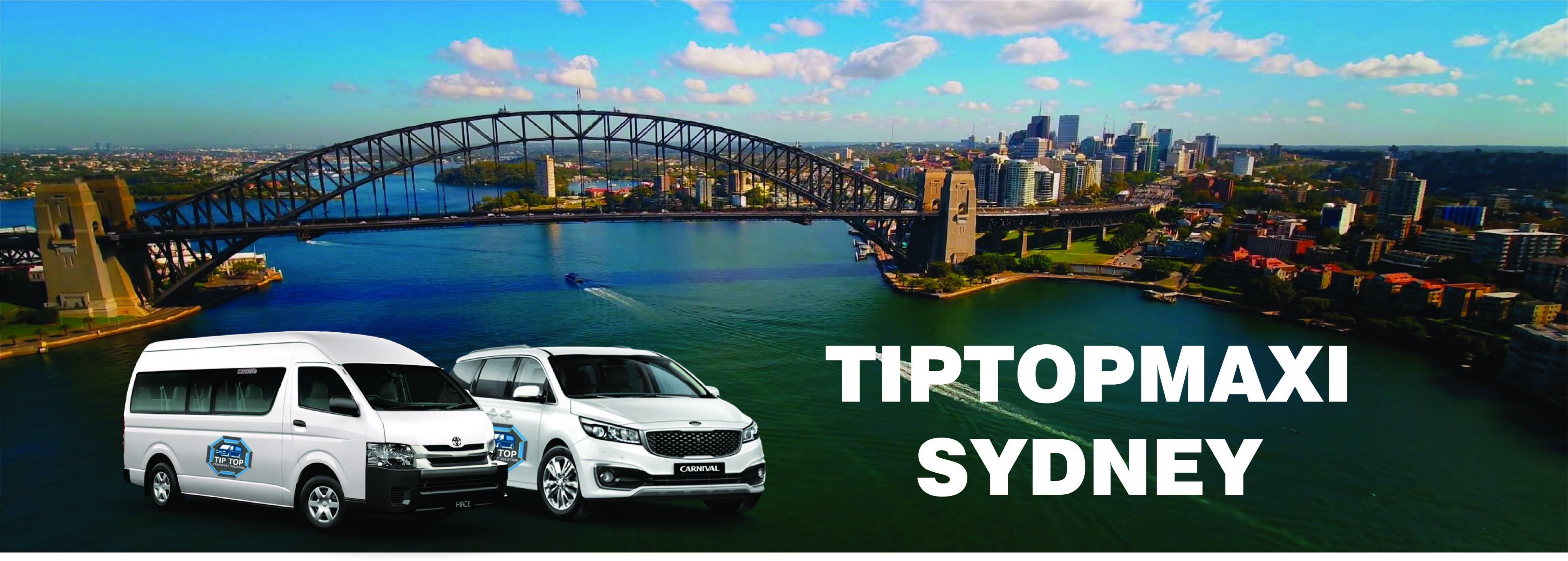 Maxi Taxi Sydney Airport rates