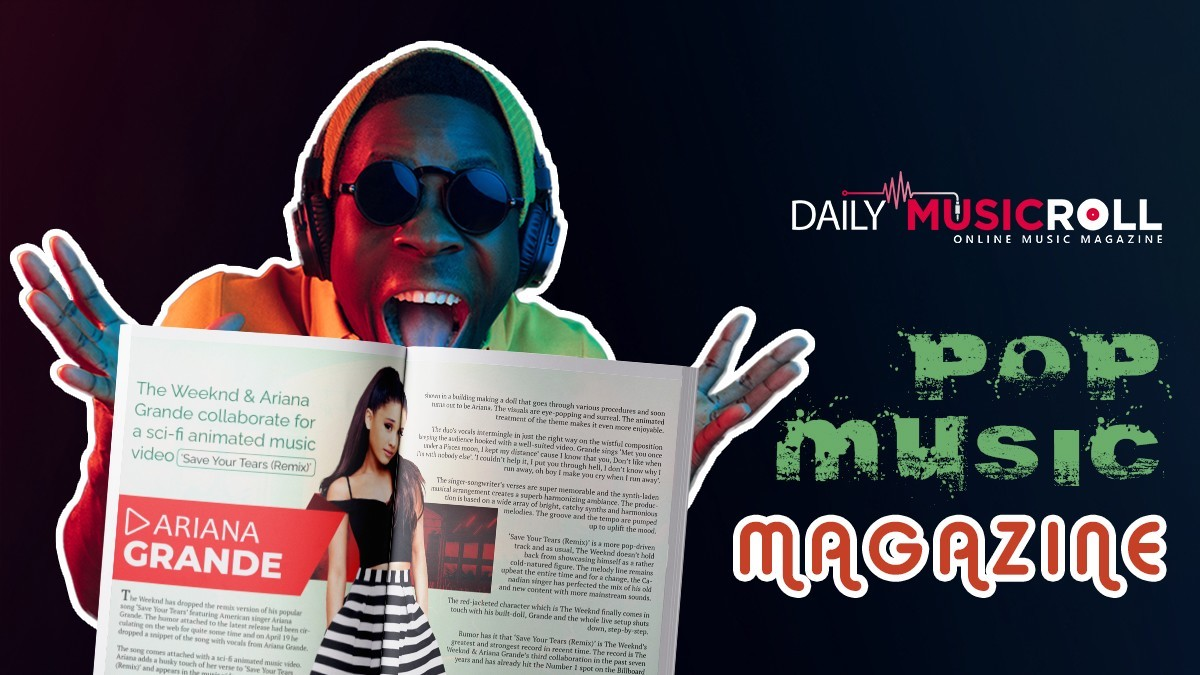 Pop Music Magazine- Daily Music Roll