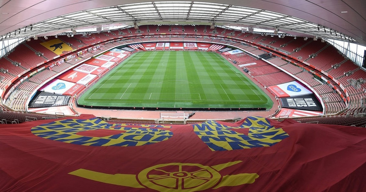 Arsenal Emirates Stadium Tour London