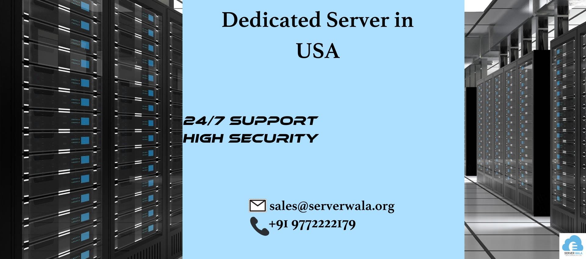 Cheap Dedicated Server USA   Dedicated Server USA