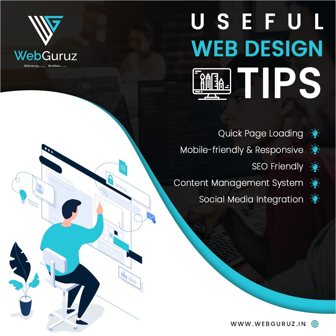 Useful Web Design Tips