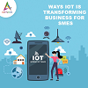 Ways IoT Is Transforming Business For SMEs