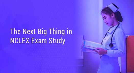 The Next Big Thing in NCLEX Study