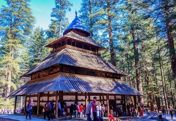 Hidamba Temple tour