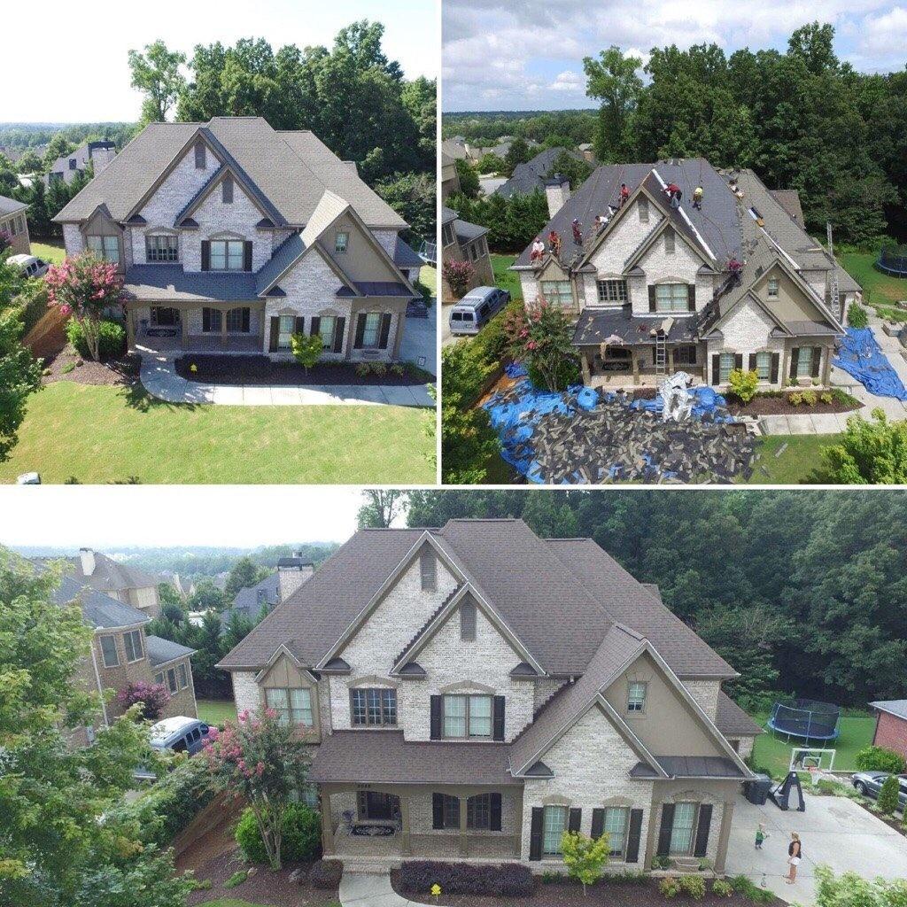 Top Roofing Contractors Lawrenceville GA - Perimeter Roofing