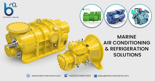 Marine Air Conditioning and Refrigeration