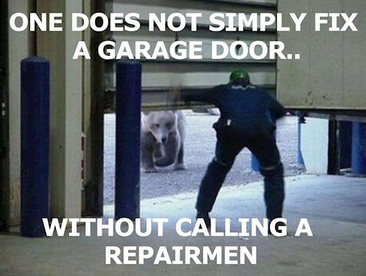 Garage Door Repairmen