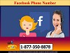 How to annihilate twisted FB issues via 1-877-350-8878 Facebook Phone Number?