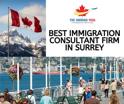 Overseas Immigration Surrey
