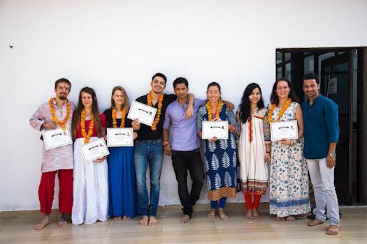 Sarvodaya Vinyasa Yoga School Rishikesh, India|Yoga Retreat in Rishikesh