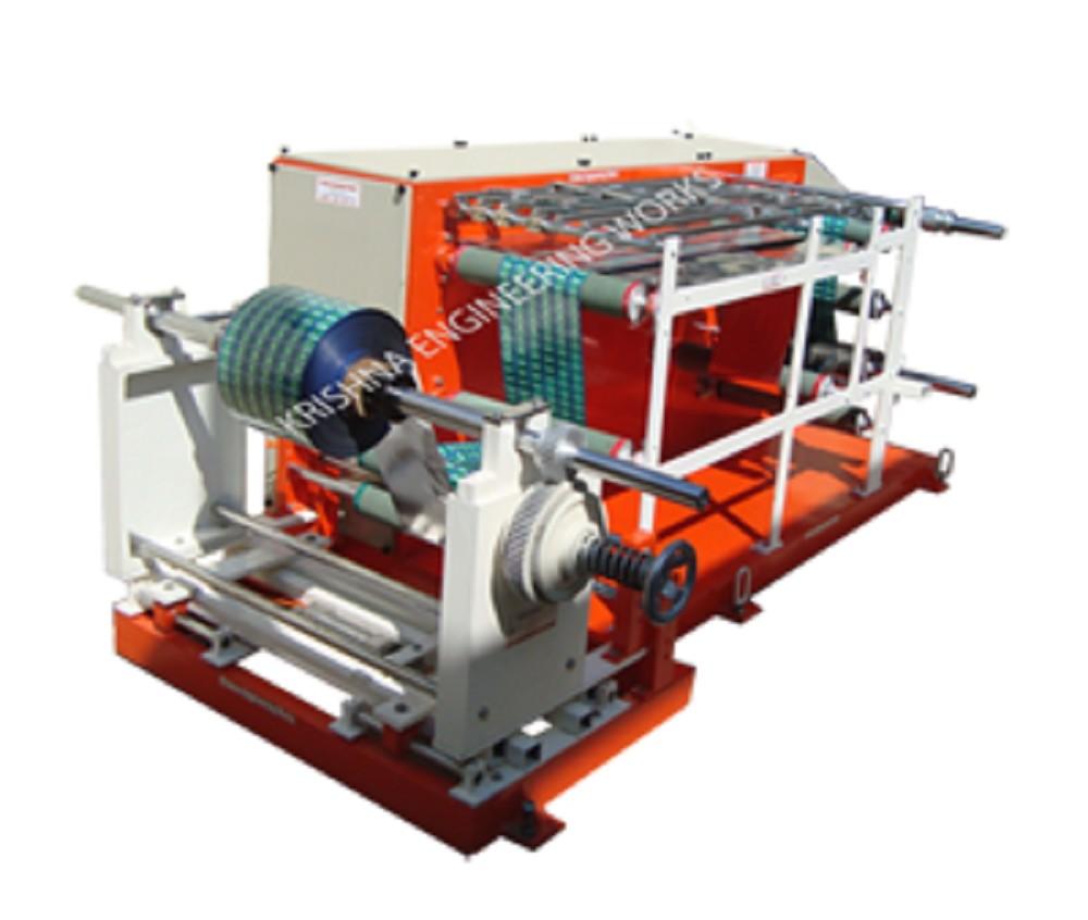 Heavy Duty Doctoring Rewinding Machine Manufacturer