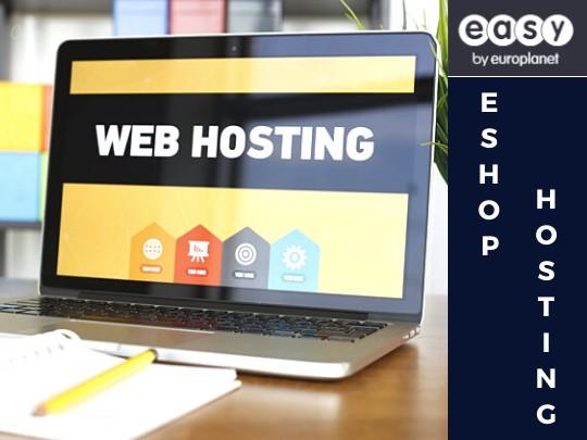 Website Builder | Eshop Hosting | Web Hosting at Easy.gr