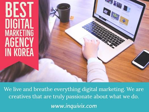 Best Digital Marketing Agency In Korea