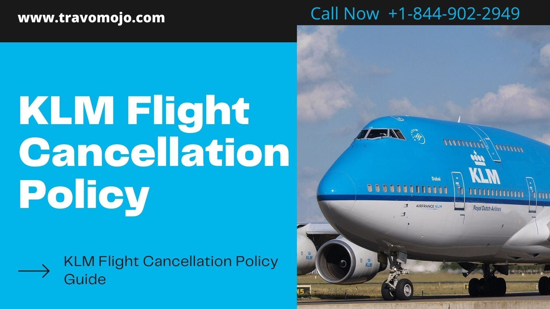 Easy way to know KLM Flight Cancellation Policy