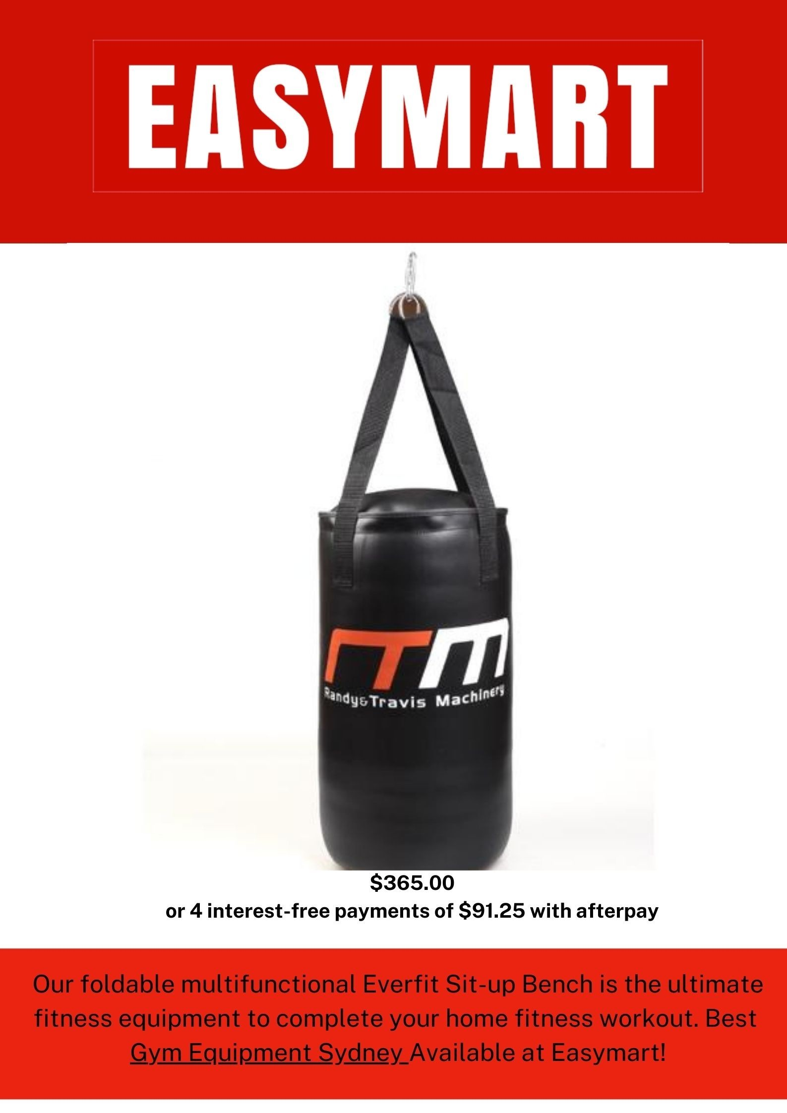 Sports Fitness and Training and Gym Equipment Online- Easymart Australia