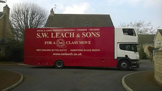 Removal Companies in Maidstone