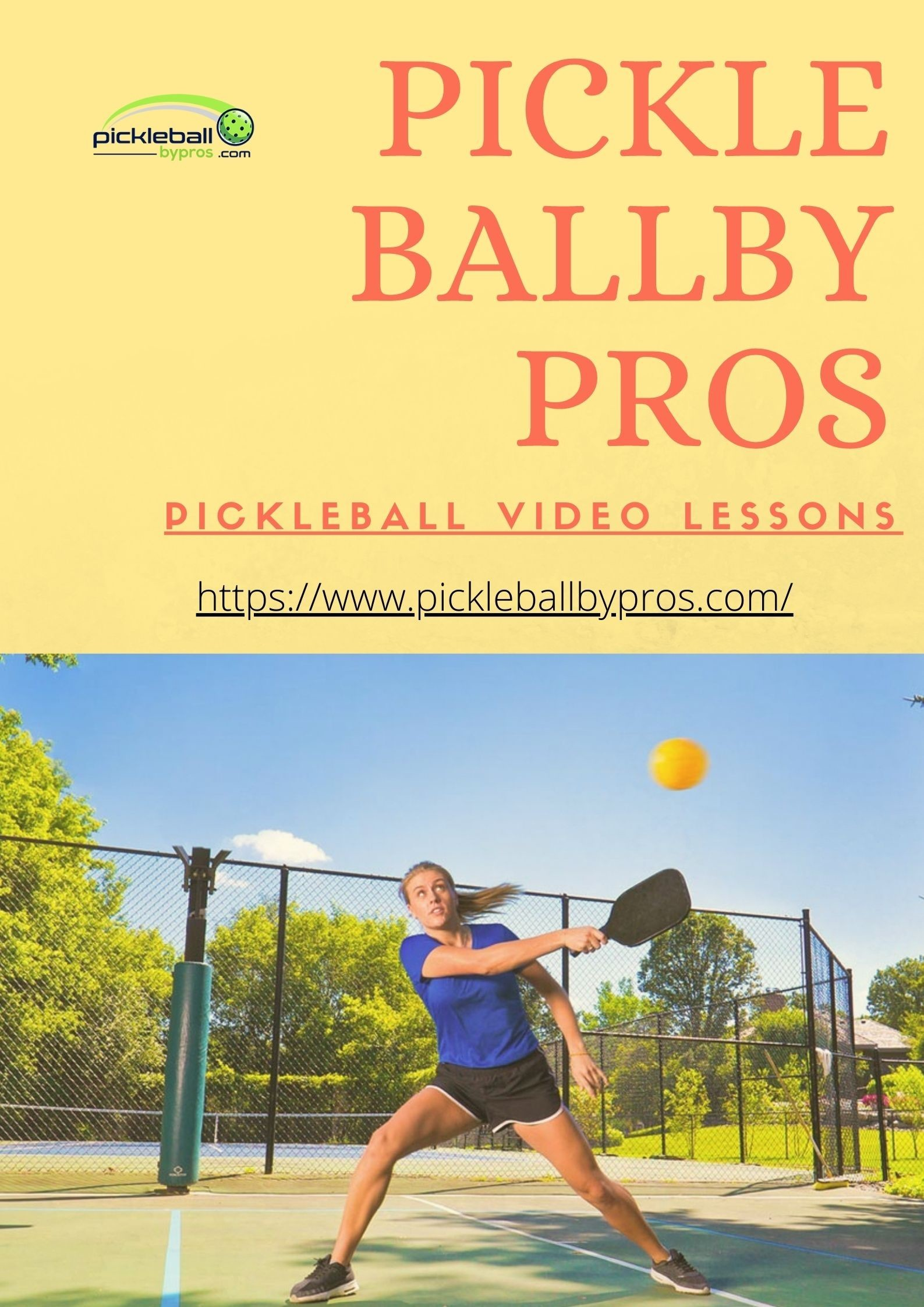 A Beginner's Guide to Playing Pickleball | PickleballByPros